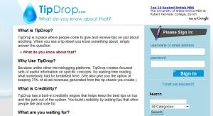 Micro blogging